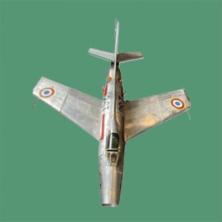 Image de présentation de la maquette du mystere IV