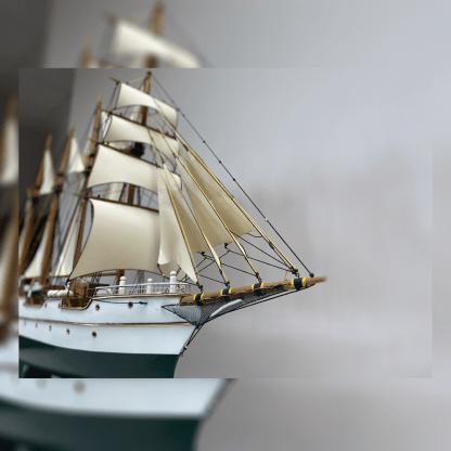 Avant du voilier