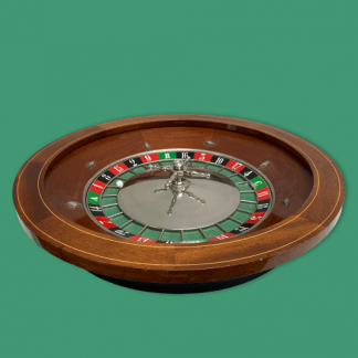 Image présentation de la roulette de casino