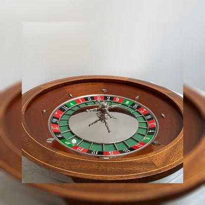 Roulette de face