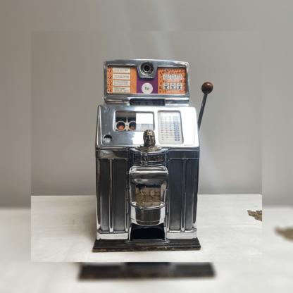 machine à sous - jennings - sun chief gorvernor